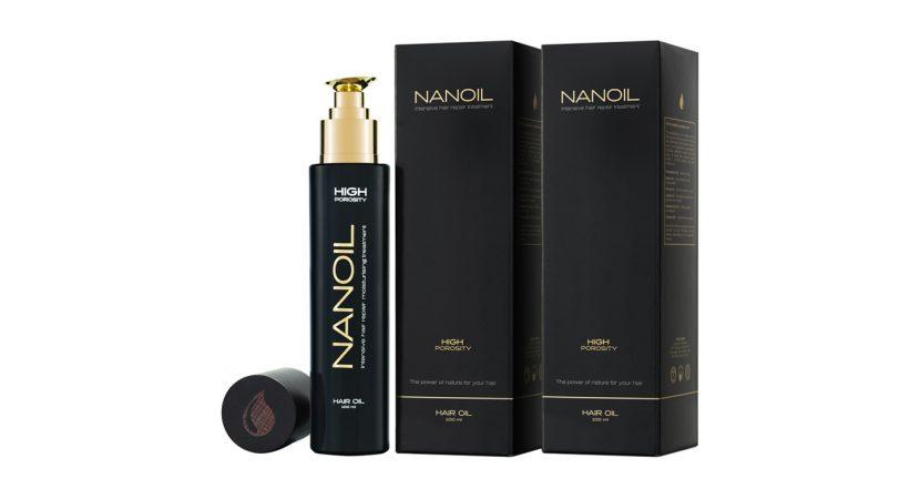 Nanoil aceite para todo tipo de cabello big
